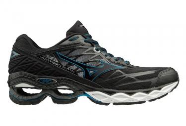 Zapatillas Mizuno Wave Creation 20 para Hombre Negro / Azul