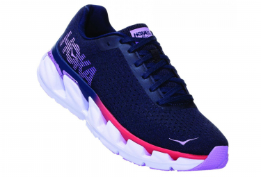 Hoka Elevon Running ShoesBlack Purple Women
