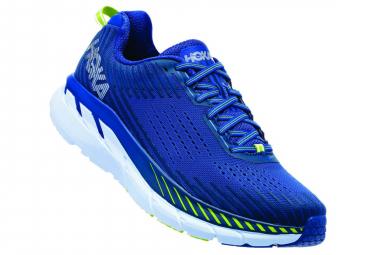 Chaussures de Running Hoka One One Clifton 5 Bleu