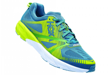 Hoka Tracer 2 Running Shoes Blue Green