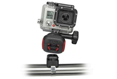 Klickfix Fixation à serrage rapide pour caisson GoPro