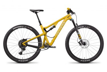 Juliana joplin 2 c r kit 29 yellow 2019 women mtb m 163 175 cm