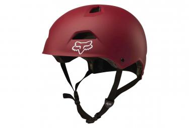 Casque Bol Fox Flight Sport Rouge Foncé