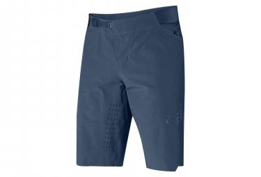 Short Sans Peau FoxFlexair No Liner Bleu