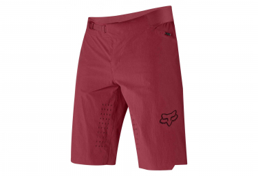Fox Flexair Short No Liner Cardinal
