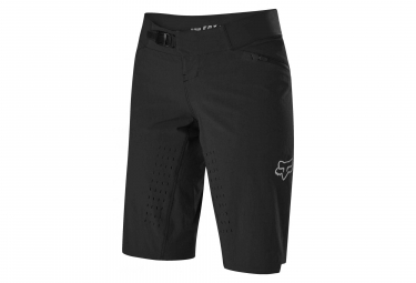 Fox Women Flexair Short Black Xs