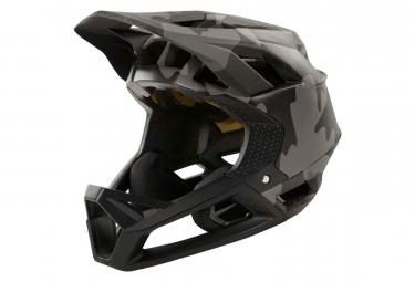 Fox Proframe Helmet Black Camo Black