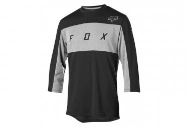 Fox Ranger Dri-Release 3/4 Jersey Black