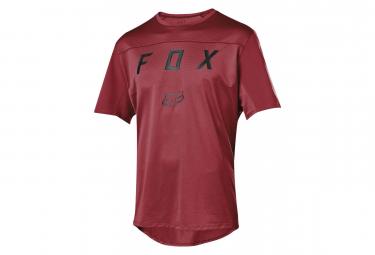 Fox Flexair - Kurzärmliges Motten-Trikot Cardinal