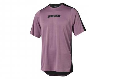 Fox Flexair Delta Short Sleeves Jersey Black