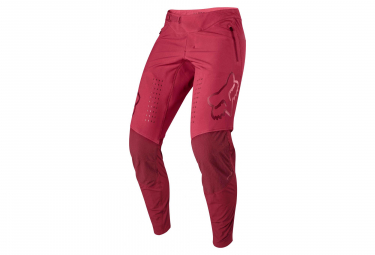Fox Defend Kevlar Pant Red