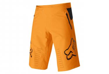 Fox Defend Short Orange