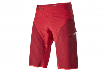 Fox Defend Kevlar Short Cardinal