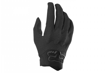 Fox Defend Kevlar D3O Long Glove Black