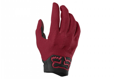Gants Longs Fox Defend Kevlar D30 Rouge