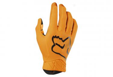 Gants Longs Fox Flexair Orange