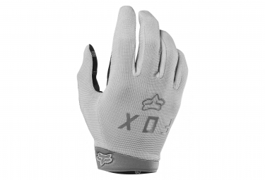 Gants Longs Fox Ranger Gel Gris