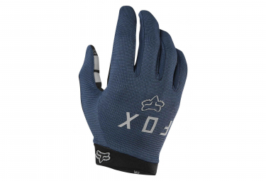 Gants Longs Fox Ranger Gel Bleu