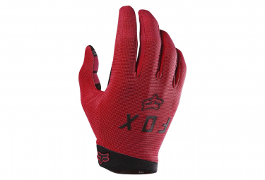 Gants Longs Fox Ranger Bordeaux