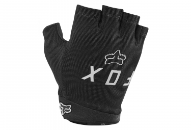Fox Ranger Short Glove Gel Short Black