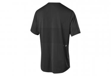 Fox Youth Ranger Short Sleeves Jersey Black