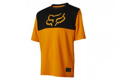 Fox Youth Ranger Dri-Release Short Sleeves JerseyOrange