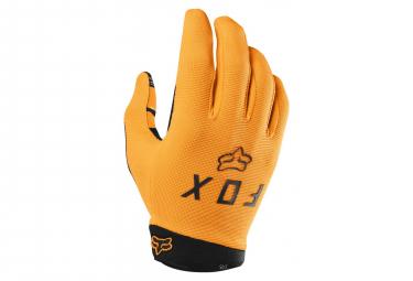 Gants Longs Enfants Fox Ranger Orange