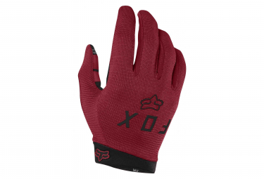 Fox Youth Ranger Long Glove Cardinal