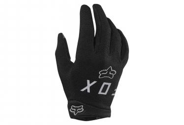 Gants Longs Femme Fox Ranger Gel Noir
