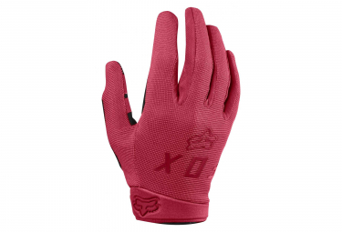 Fox Women Ranger Long Glove Red