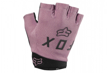 Fox Women Ranger Long Glove- Gel Short Pink