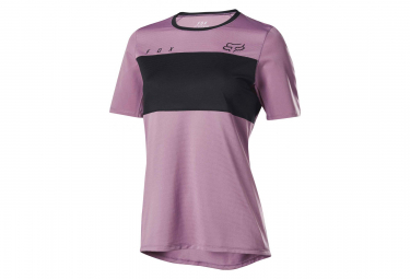 Fox Women Flexair Short Sleeves Jersey Pink