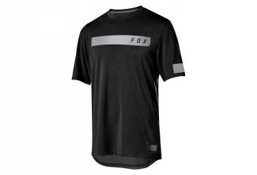 Fox Ranger Dri-Release Short Sleeves Bar Jersey Black