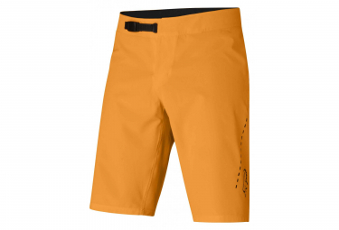 Short Avec Peau Fox Flexair Lite Orange