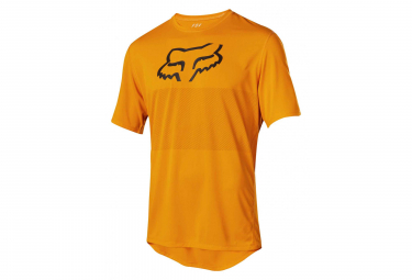 Fox Ranger Short Sleeves Foxhead Jersey Orange