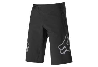 Fox Youth Defend Short Black