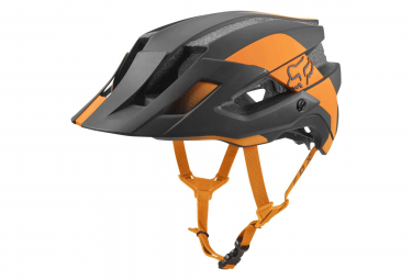 Fox Flux Mips Helmet Conduit Orange