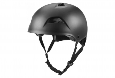 Image of Casque bol fox flight noir m 55 56 cm