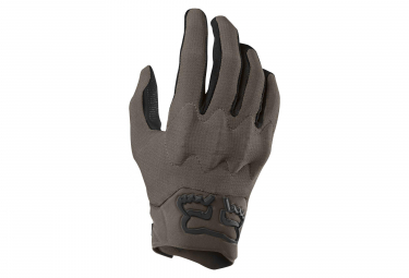 Gants Longs Fox Defend D30 Marron