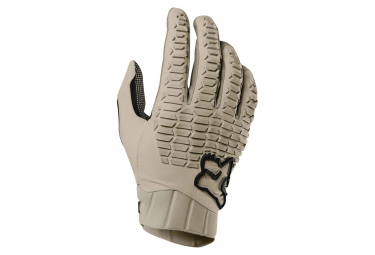 Fox Defend Long Glove Beige