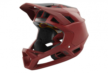 Casco Integral Fox Proframe Matte Noir / Rouge