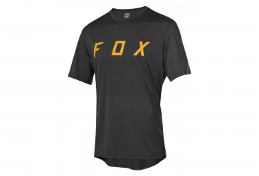 Fox Ranger Short Sleevers Fox Jersey Black