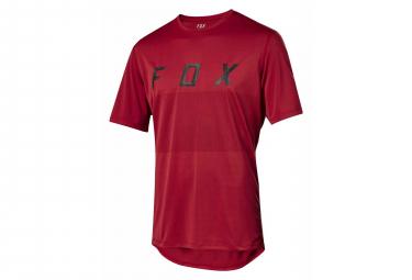 Fox Ranger Kurzarm Fox Jersey Cardinal