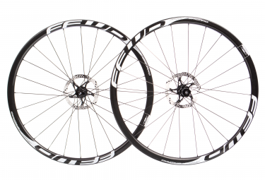 Fast Forward Wheelset F3D FCC Carbon DT350 SP | 12x100 - 12x142mm | Body Shimano/Sram | Black/White