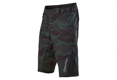 TROY LEE DESIGNS Ruckus Shorts with Liner Camo