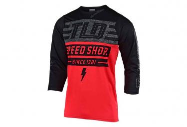 TROY LEE DESIGNS RUCKUS JERSEY BOLT RED BLACK