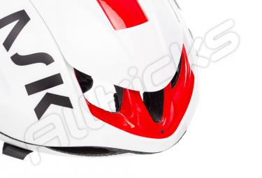 Casco KASK INFINITY Blanco Rojo
