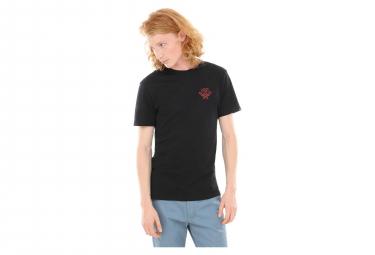 T-Shirt Manches Courtes Vans Peraza Noir