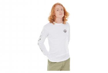 T-Shirt Manches Longues Vans Peraza Blanc