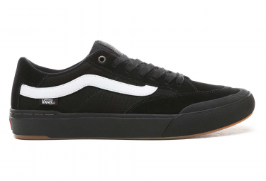 Vans Shoes Berle Pro Black / White
